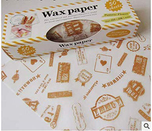 Beeswax Food Wrap, 50 Pcs Silicone Storage Bags, Reusable Food Produce Bag Eco Organic Beeswax Wraps for Vegetables Bread Fruit Cheese (E, OneSize)