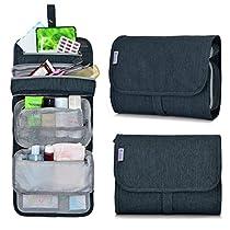 Mardingtop Toiletry Bag Travel Toilet Bag Cosmetic Bag to Hang up Washbag