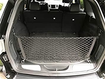 Amazon Com Trunknets Inc Envelope Trunk Cargo Net For Jeep Grand Cherokee 2011 2020 New Automotive