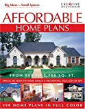Affordable Home Plans, The Editors of Homeowner, 1580112730
