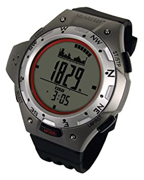 La Crosse Technology XG-55 Reloj alt-metro digital con br-jula