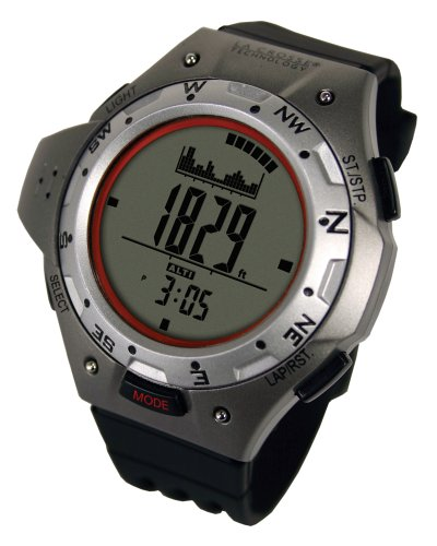 La Crosse Technology XG-55 Digital Altimeter/Compass Watch - Altimeter Chronograph Watch