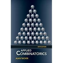 Applied Combinatorics, 6th Edition