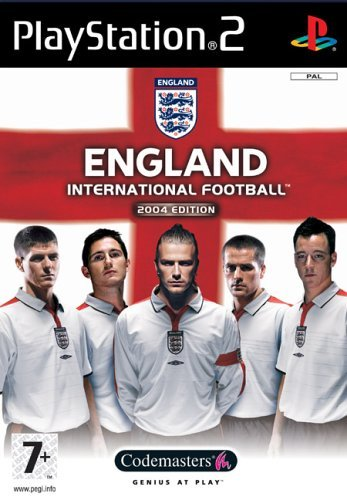 England International Football (PS2) by Codemasters Limited