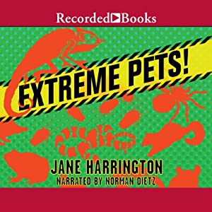 Extreme Pets! Audiobook