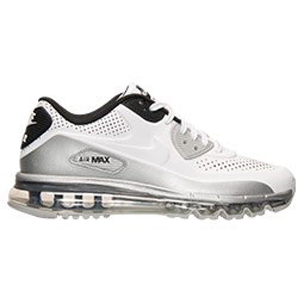 new product 95b2f 001f4 Nike Air Max 90 2014 Leather 646909 102 Mens Sz 10 Silver  Amazon.ca  Shoes    Handbags
