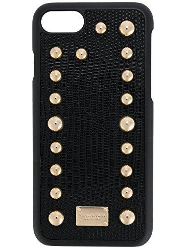 Price comparison product image Dolce E Gabbana Women's Bi2235ai56180999 Black Leather Cover