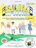 Music Explosion, Stephanie K. Burton, 1889163120