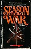 Season for War, P. F. Kluge, 1555472311