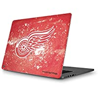 NHL Detroit Red Wings MacBook Pro 15 (2012-15 Retina Display) Skin - Detroit Red Wings Frozen Vinyl Decal Skin For Your MacBook Pro 15 (2012-15 Retina Display)