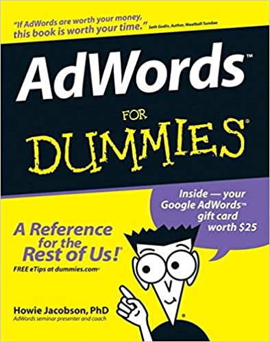 Google AdWords for Dummies