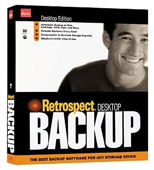 Retrospect Desktop Backup 4.3 0
