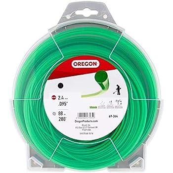 Amazon.com: Oregon 69 – 382 – Hilo para recortadora .105
