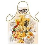''Pasta'' (Italia) - Kitchen Apron - 100% Polyester
