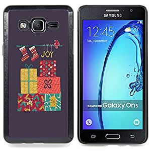 """Planetar ( Vida demasiado corta texto activo"""" ) Samsung Galaxy On5 O5 Fundas Cover Cubre Hard Case Cover"""