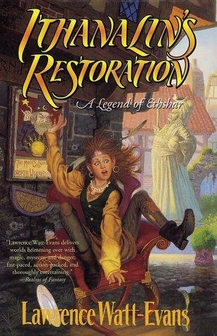 Download Ithanalin's Restoration (Legends of Ethshar) PDF