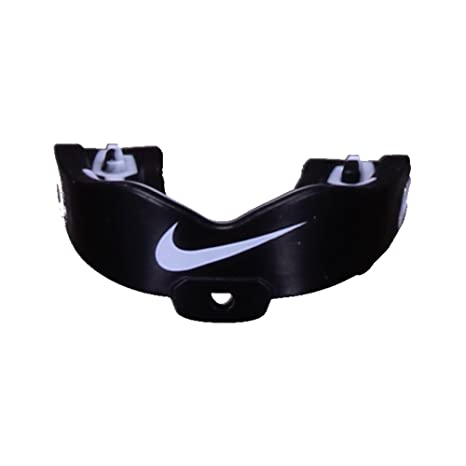 63d69937a4 Buy Nike Adult Hyperstrong Mouth Guard Black Online at Low Prices in India  - Amazon.in