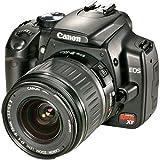 Canon Digital Rebel XT DSLR Camera with EF-S 18-55mm f3.5-5.6 Lens (Black) ...