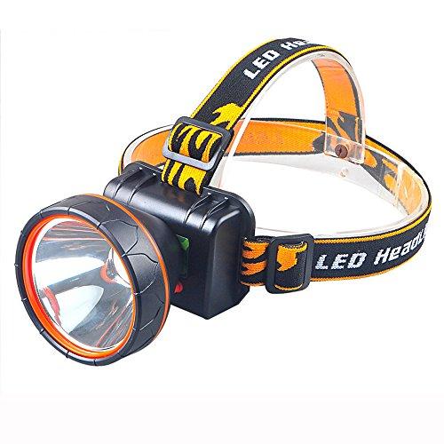 Vampsky Lampe Frontale Led Lampe De Poche Confortable Et Resistante