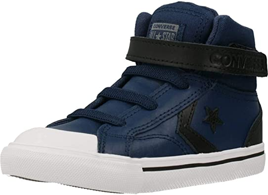 Converse Sneaker Pro Blaze Strap Martian hi Blau Jungen