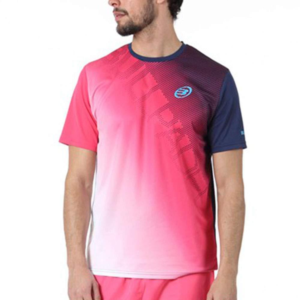 Bullpadel Camiseta COLEPE Rosa: Amazon.es: Deportes y aire libre