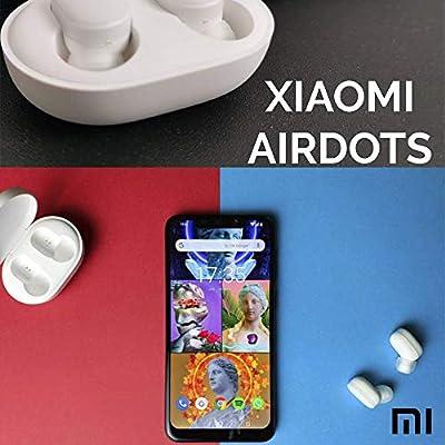 Xiaomi Mi Airdots Auriculares Inalámbricos Bluetooth 5.0 12h Reducción de Sonido Botones Táctiles Blanco (Reacondicionado)