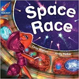 Book Rigby Star Independent Green Reader 3: Space Race 1st (first) Edition by Warren, Ms Celia published by Rigby (2003)