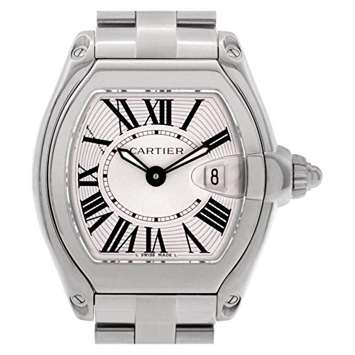 (Cartier Roadster Quartz Female Watch W62016V3 (Certified Pre-Owned) )