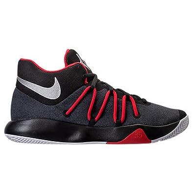 sports shoes 9ee32 e37a7 Mens KD Trey 5 V Black White Size 10.5 D(M) US. Nike Men s Trunner LX  Midnight Navy Black Gum Yellow Training Shoe ...