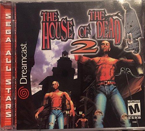 House Dead 2 Sega Dreamcast