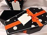 Halloween Gothic Coffin or Casket Decoration Prop Keepsake Gift Candy Display