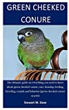 Green Cheeked Conure: The ultimate guide on