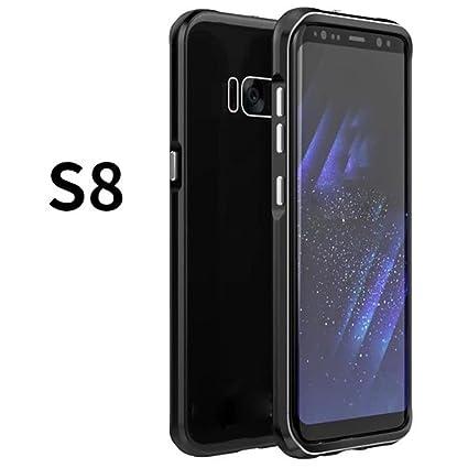 Amazon.com: Lujo Bumper Carcasas para Samsung Galaxy S8 S8 ...