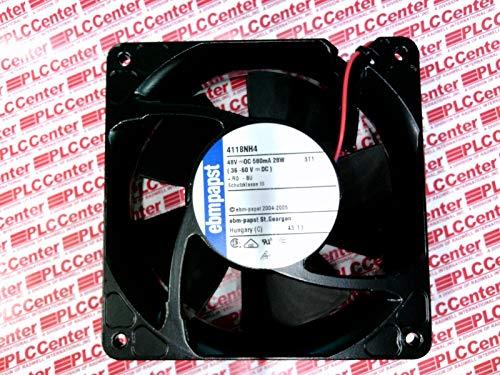 EBM PAPST 4118NH4 DC TUBEAXIAL Fan