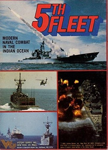 5th Fleet: Modern Naval Combat in the Indian Ocean [BOX SET] (Fleet Box Set)