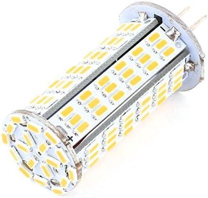 DC 12V 5W ahorro de energía G4 3014 SMD 126 LED de luz de bulbo del maíz blanco cálido