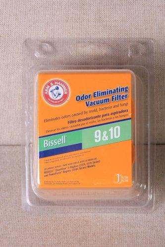 ARM & HAMMER Bissell 9/10 Inner Circular Allergen Filter