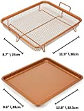 Copper Chef, 2-Piece Non-Stick Bakeware Set for