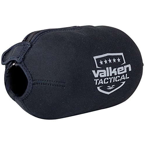 Valken Tank Cover - Valken-black-68, Black by Valken