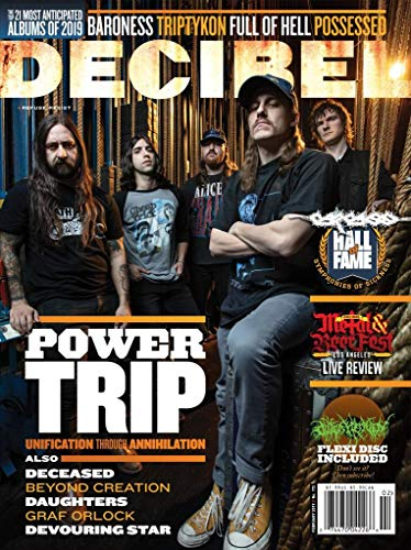 Large Product Image of Decibel Magazine