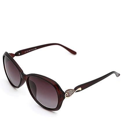 Hlm Gafas de Sol- Gafas de Sol Mujer Protector Solar ...
