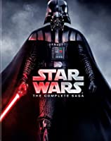 STAR WARS The Complete Saga Episodes 1 - 6