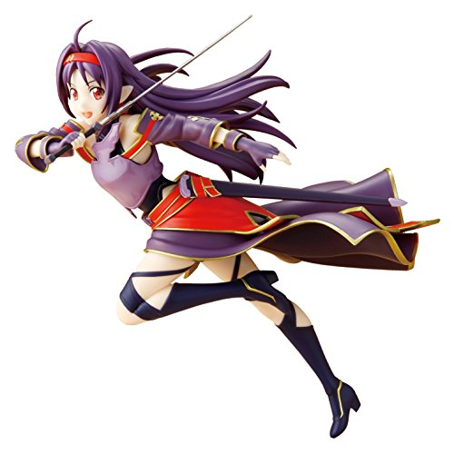 Genco Sword Sword Art Online Ii  Yuuki  Absolute Sword  Pvc Figure  1 7 Scale