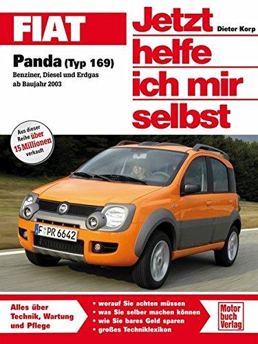 Fiat Panda (Typ 169) Panda, 4x4, Cross, 100hp, Panda Panda (Erdgas). Ab Baujahr 2003: Benziner: 1.1 Liter, 8 V Eco, 40 kW (54 PS) 1.2 Liter 8V ... 1,2 Liter 8 V Natural Power, 36 kW (52 PS)