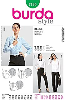 3b05c8a07f4 Amazon.com: Thread Theory Mens Sewing Pattern 10 Fairfield Button Up ...