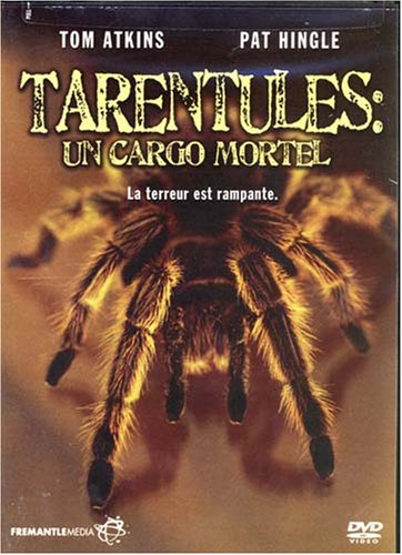 tarentules-un-cargo-mortel-original-french-only-version-no-english-options