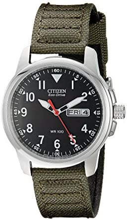 Citizen Eco-Drive Chandler Field Watch for Men, BM8180-03E