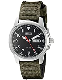 Men's Eco-Drive Watch with Day/Date display, BM8180-03E