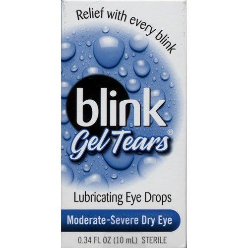 AMO Blink Gel larmes Drops-lubrification des yeux 0,34 oz