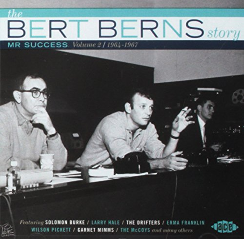 The Bert Berns Story - Mr Success Volume 2: - Asia Bern Shop